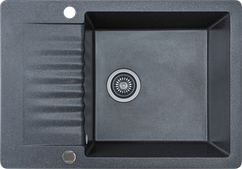 Кухонна мийка KERNAU KGS F 6072 1B1D GRAPHITE