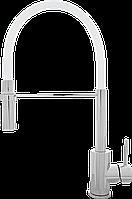 Змішувач кухонний KERNAU KWT 20 PO CHROME/WHITE