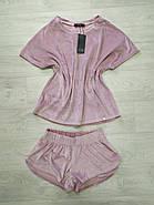 Теплая женская  пижама, фото 3