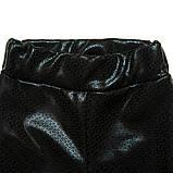 Молодежные лосины на меху р.152,158,164 SmileTime для девочки Delta, черные, фото 10