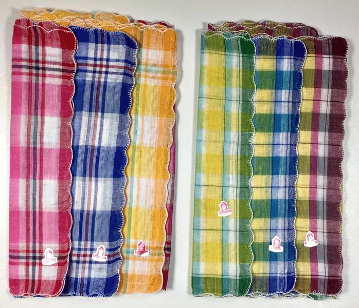 Носовые платки женские. От 10шт по 3,60грн.