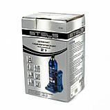 Домкрат гидравлический бутылочный, 2 т, h подъема 181-345 мм, STELS, фото 5
