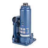 Домкрат гидравлический бутылочный, 2 т, h подъема 181-345 мм, STELS, фото 2