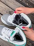 Женские кроссовки  N\ke A1r Force  на меху  (копия), фото 2