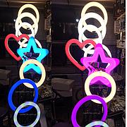 Кольцевые селфи лампы