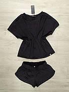 Велюровая женская  пижама, фото 3