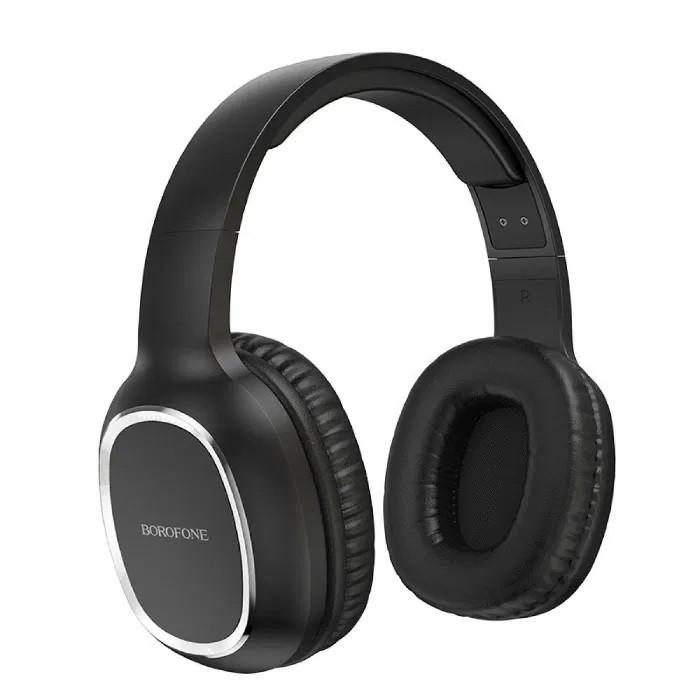 Беспроводные накладные Bluetooth наушники Borofone BO9