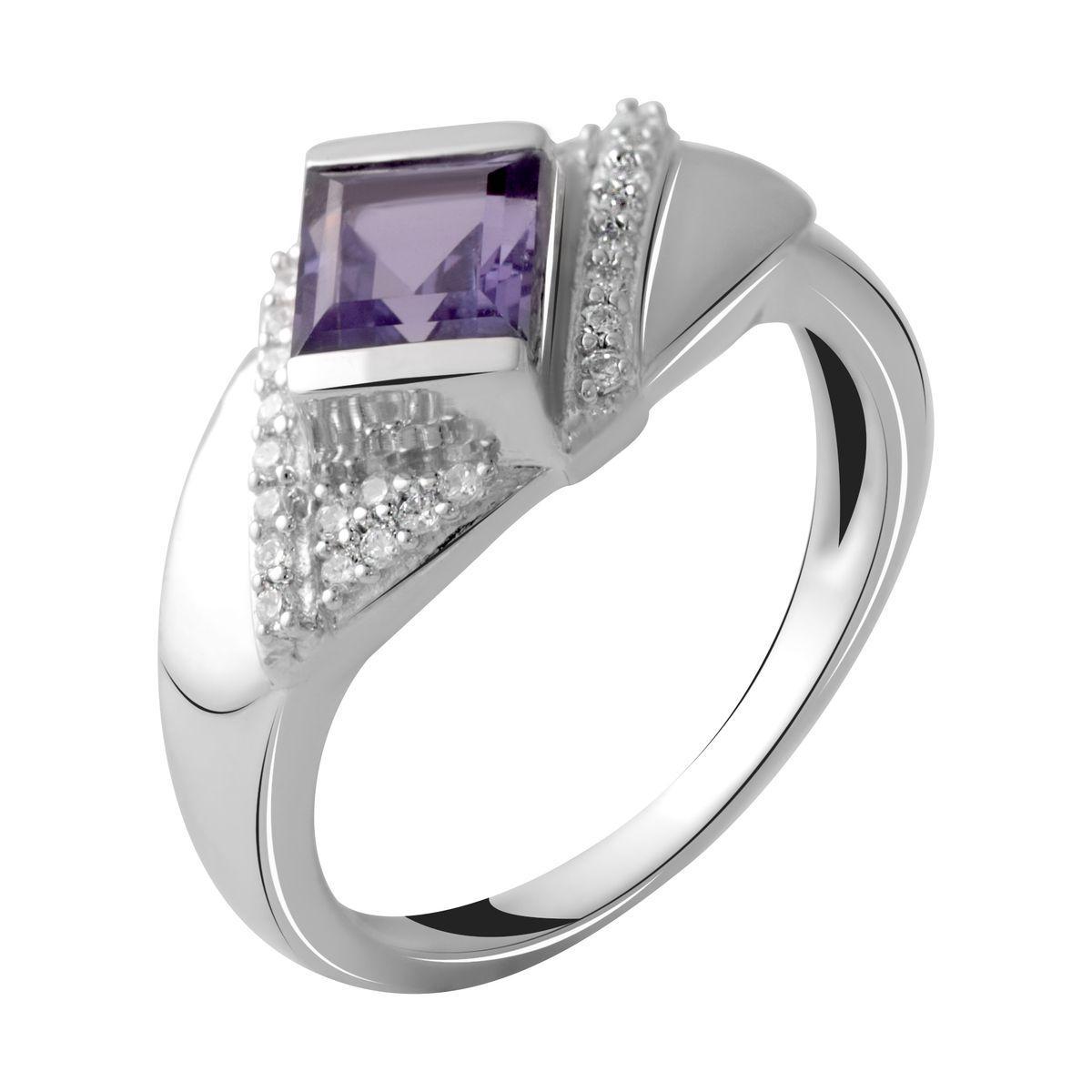 Серебряное кольцо DreamJewelry с олександритом 2.11ct (2050322) 18 размер