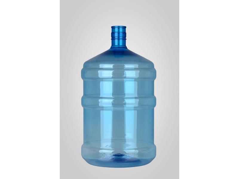 Бутыль для воды VIAPLAST Столичная  ПЭТ 18,9 л (C0000000587)