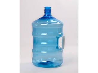 Бутыль для воды VIAPLAST Родник с интегрированной ручкой  ПЭТ 18,9 л (00000003264)