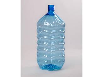 Бутыль для воды VIAPLAST Волна ПЭТ 18,9 л (00000003034)