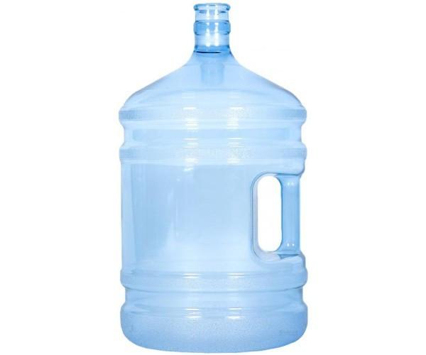 Бутыль для воды Greif  с литой ручкой поликарбонат 18,9 л (00000000012)