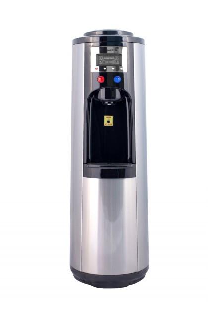 Кулер для воды напольный  компрессорный AquaWorld HC-68L Black (00000001131)