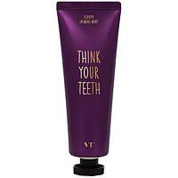 Зубная паста со вкусом мяты, VT Cosmetics, Gentle Flavor Classic Toothpaste, Jasmine Mint, 100g