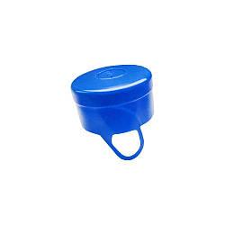 Пробка для бутля простая SVP, синяя, 10 шт (00000002670)