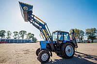 Кун на трактор МТЗ ЮМЗ быстросъемный фронтальный погрузчик GENERAL 2000