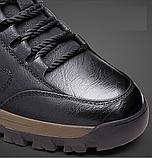 Ботинки черные THF, фото 5