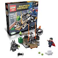 Конструктор Lepin 07017 Бэтмен против Супермена: Битва супергероев, фото 1