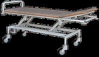 Тележка медицинская ТПБР для транспортировки пациента с регулировкой высоты, фото 1