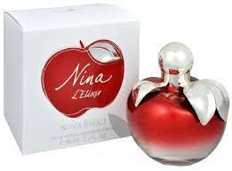 Парфюмированная вода Nina Ricci L`Elixir