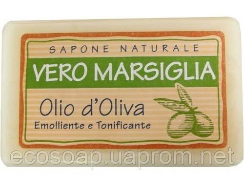 Натуральное мыло Настоящий Марсель - Оливковое масло - 150 гр.