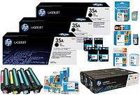 Картриджи лазерные HP, Canon, Xerox, Samsung, Kyocera, Brother, Panasonic, Minolta, Ricoh
