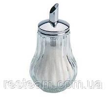Сахарница-дозатор стекло