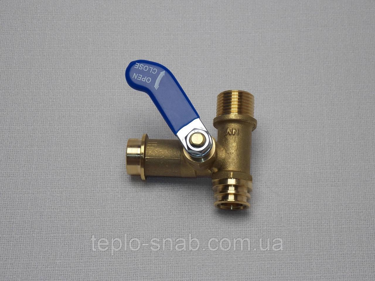 Кран подпитки (наполнения) Ferroli Domicompact, Domiproject C32, F32, FerEasy C32, F32. 39818280