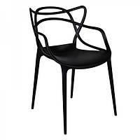 Стул дизайнерский Мастерс SDM, пластик, цвет черный, фото 1