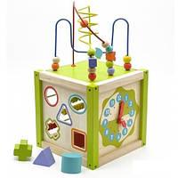 Куб универсальный 5 игр, МДИ, фото 1