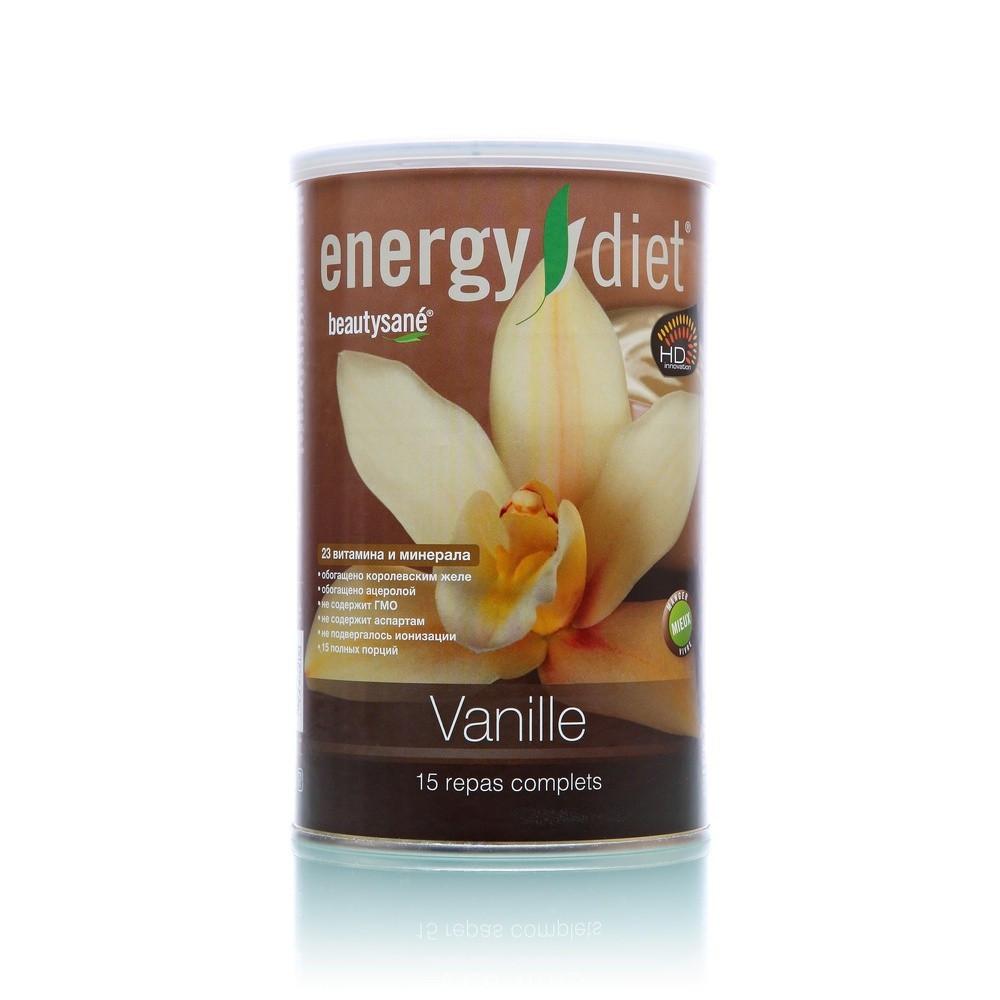 Коктейль Энерджи Диет Energy Diet HD 450 г Ваниль Сбалансированное питание (b225)