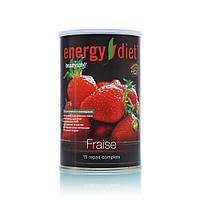 Коктейль Энерджи Диет Energy Diet HD Клубника Сбалансированное питание 450 г (b229)
