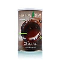 Коктейль Энерджи Диет Energy Diet HD Шоколад Сбалансированное питание 450 г (b226)