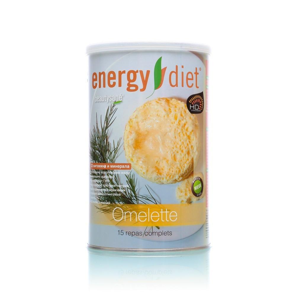 Коктейль Энерджи Диет Energy Diet HD Омлет Сбалансированное питание 450 г (b232)