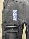 Жіночі теплі  брюки на мєху тм Kenalin, фото 4