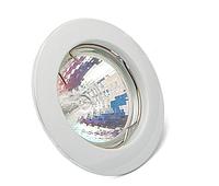 Світильник точковий Delux MR16 G5.3 HDL16001 білий, фото 1