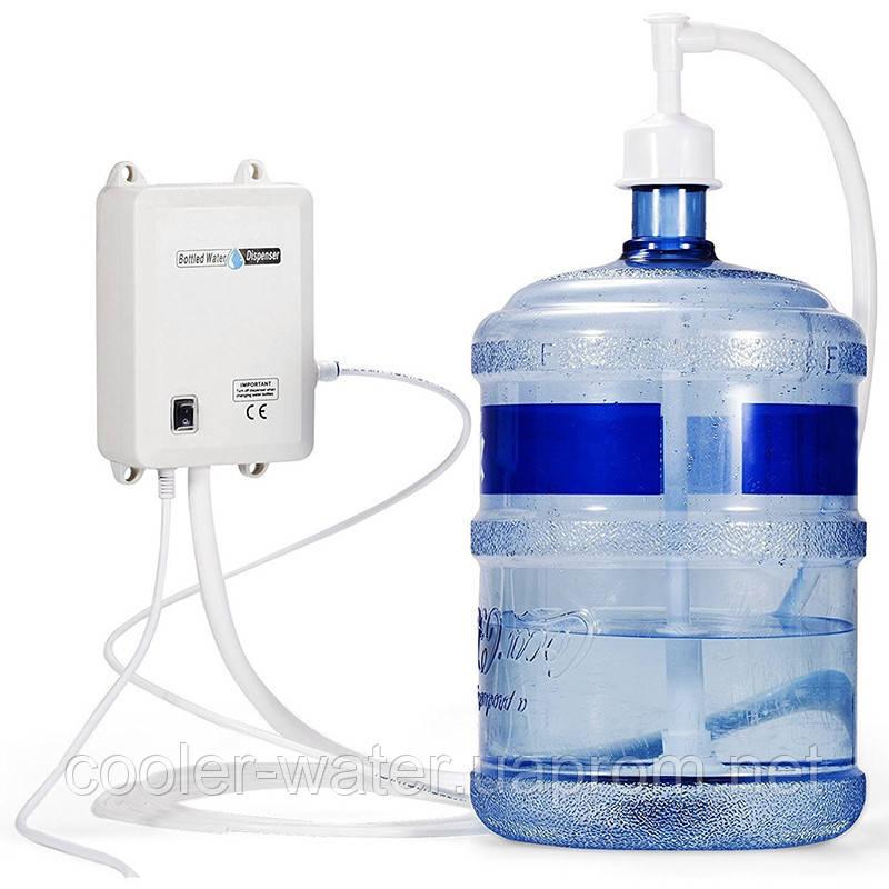 Дистанційна помпа під мийку для бутильованої води DD01