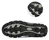 Кроссовки/ботинки мужские серые Dskchloe, фото 4