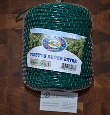 Кембрик - Агротрубка для подвязки растений, 4 мм (1 кг) длина 160 метров Super Extra Италия, фото 2