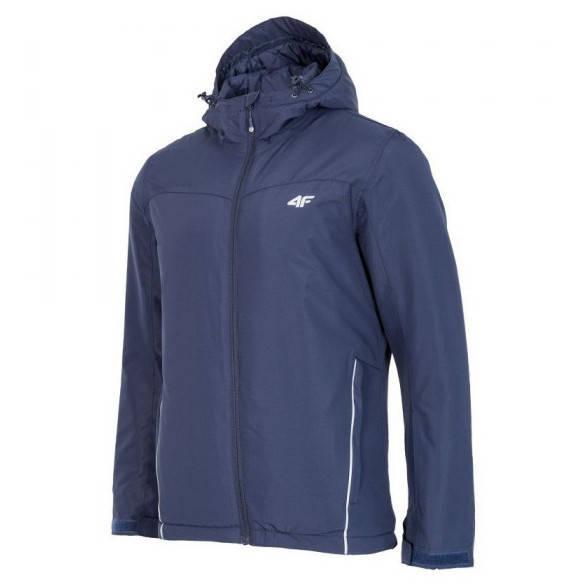 Куртка чоловіча 4F Ski Jacket S navy-dark, фото 2