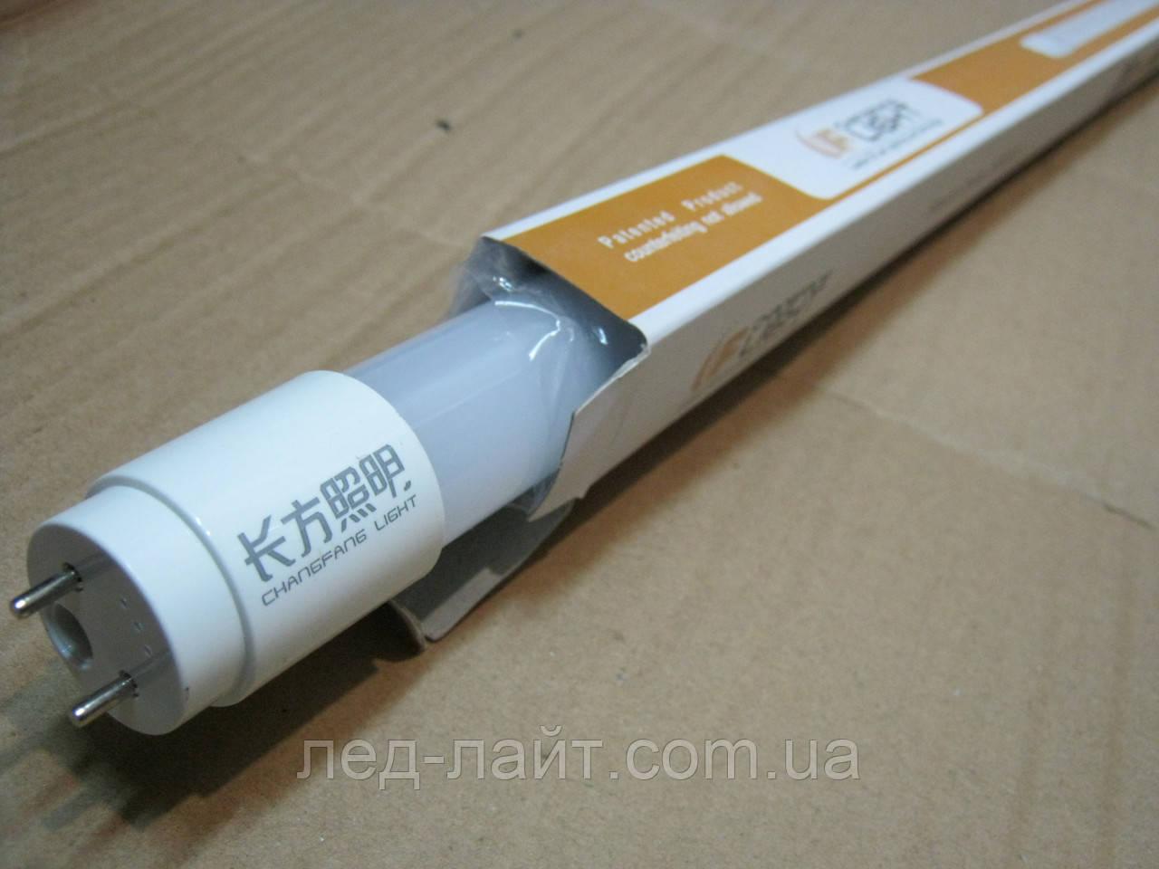 Лампа светодиодная Т8 120см 16Вт тёплая