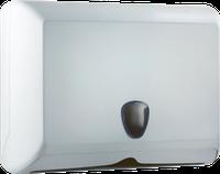 Диспенсер бумажных полотенец Z и C сложения 838 узкий