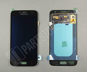 Дисплей модуль Samsung SM J250 OLED J2 Black 2018, фото 2