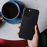 "Nillkin iPhone 12 Pro Max (6.7"") Super Frosted Shield Pro Black Чехол Бампер, фото 4"