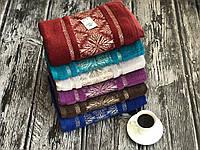 Упаковка банных полотенец (6 шт.) подарочный набор для всей семьи