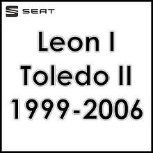 Seat Leon I 1999-2006 / Toledo II 1998-2004