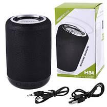 Bluetooth-колонка HOPESTAR-H34 Red, фото 3