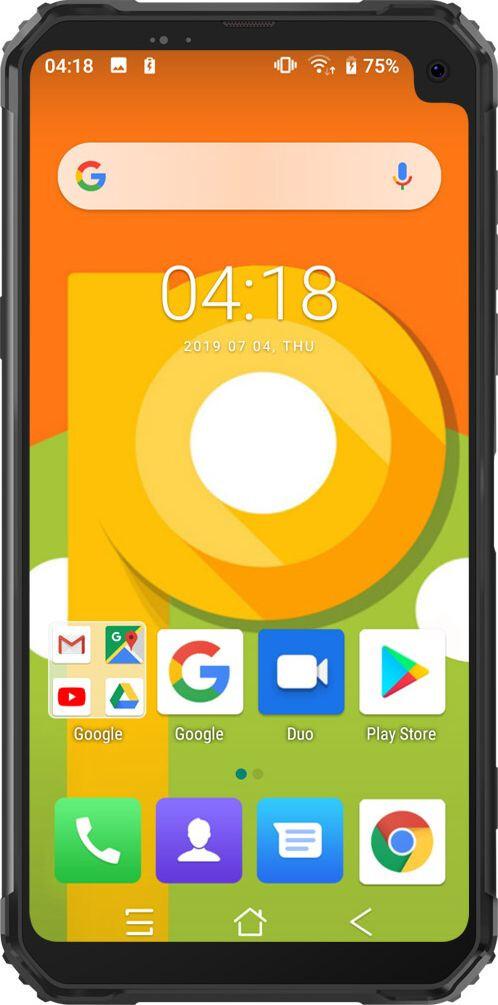 Смартфон Blackview BV6100 3/16Gb Grey UA-UCRF Гарантия 12 месяцев