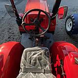 Минитрактор XT-244ТНТ RED, фото 2
