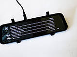 """DVR A2 Full HD 10"""" сенсорный экран. Зеркало заднего вида с видео регистратором, фото 5"""